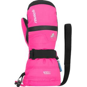Reusch Kadir Down R-TEX XT Rękawiczki Dzieci, pink glo